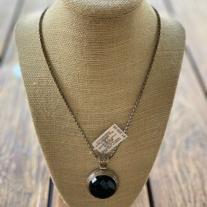 Gorgeous EFFY necklace with 18K gold accents
